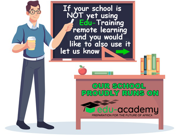 join Edu training left